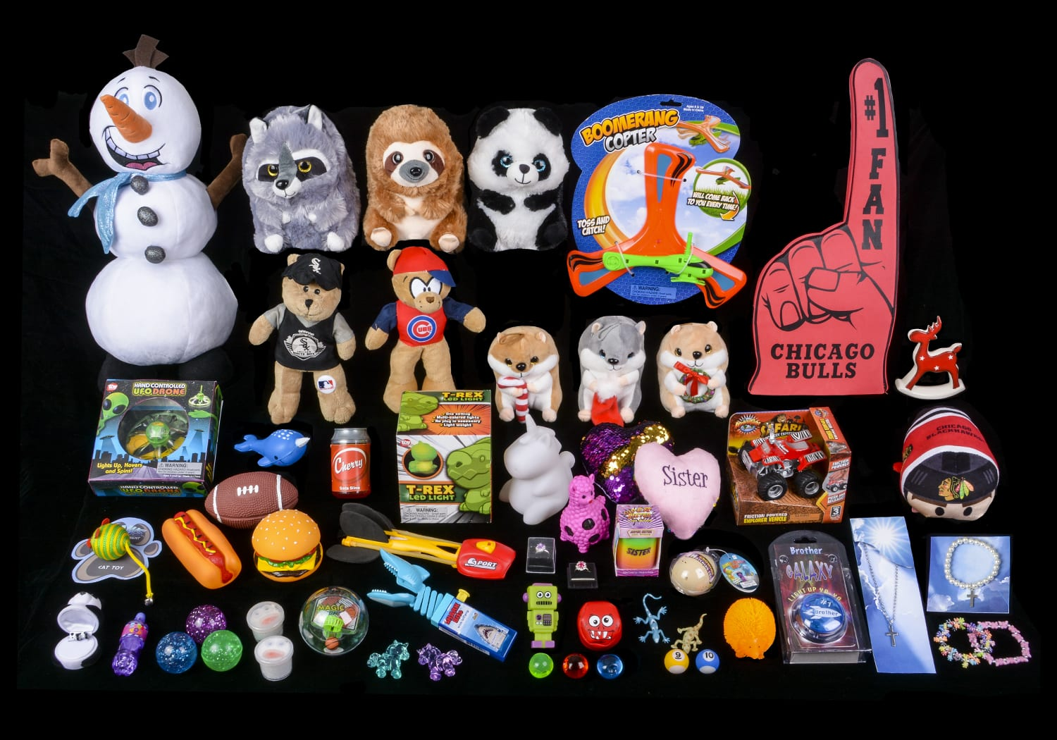 SSS 2019 Novelty Items